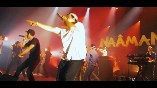 Naâman feat Phases Cachées, Jahneration, Scars, Def Au Mic, Yellam – We All (live Olympia)