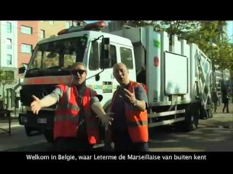 Uman – Bienvenue En Belgique – Officiale Video HD