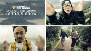 Sara Lugo & Ras Muhamad – Learn & Grow – Official Video HD