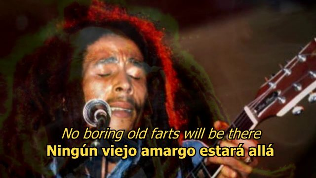 Bob Marley – Punky reggae party (Lyrics)