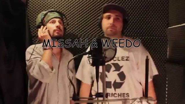 MissaH & Weedo – Dubplate – Official Live Studio