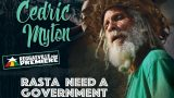 Cedric Myton – Rasta Need A Government