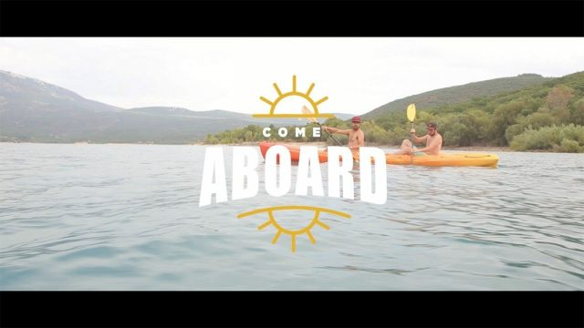 Jahneration – Come Aboard – Official Video HD