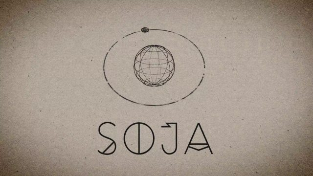 SOJA – Fire In The Sky (Official Lyric Video)
