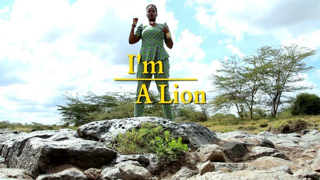Treesha – I'm A Lion – Official Video