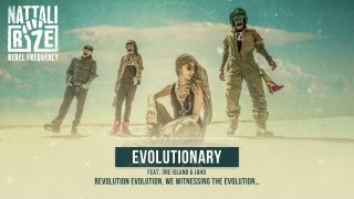 Nattali Rize – Evolutionnary feat. Dre Island & Jah9 (Official Lyrics Video)