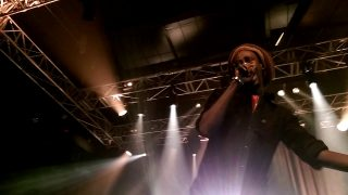Jah Gaia feat Meta Dia – Peace Is The Doctrine – Live @ Sainté