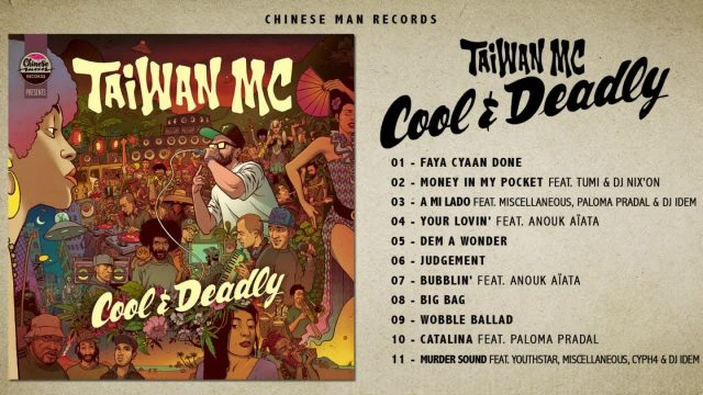 Taiwan MC – Cool and Deadly (Full Album)