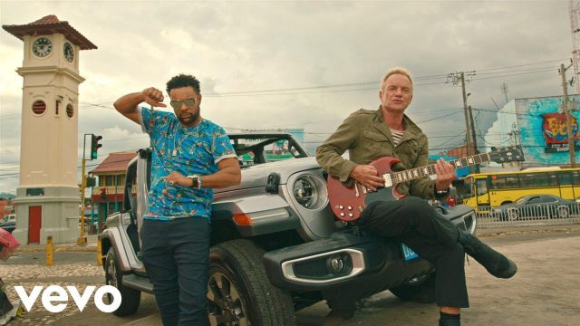 Shaggy & Sting – Don't Make Me Wait – Official Video H