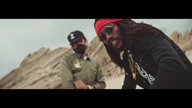 Kabaka Pyramid ft. Damian « Jr. Gong » Marley – Kontraband [Official Video]