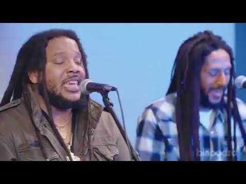 Stephen Marley, Julian Marley and Damian Marley Billboard Live Session – March 2018